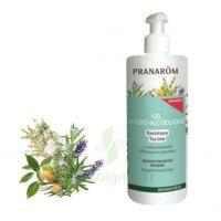 Aromaforce Gel Hydroalcoolique Ravintsara Tea Tree Fl/500ml à SAINT-PRYVÉ-SAINT-MESMIN