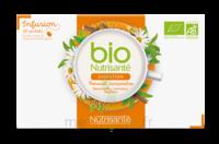 Nutrisanté Infusions Bio Tisane Digestion 20 Sachets à SAINT-PRYVÉ-SAINT-MESMIN
