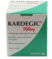 Kardegic 160 Mg, Poudre Pour Solution Buvable En Sachet à SAINT-PRYVÉ-SAINT-MESMIN