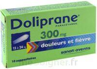 Doliprane 300 Mg Suppositoires 2plq/5 (10) à SAINT-PRYVÉ-SAINT-MESMIN