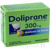 Doliprane 300 Mg Poudre Pour Solution Buvable En Sachet-dose B/12 à SAINT-PRYVÉ-SAINT-MESMIN