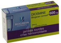Diosmine Biogaran Conseil 600 Mg, Comprimé Pelliculé à SAINT-PRYVÉ-SAINT-MESMIN