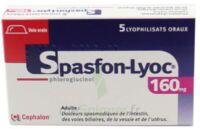 Spasfon Lyoc 160 Mg, Lyophilisat Oral à SAINT-PRYVÉ-SAINT-MESMIN