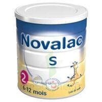 Novalac S 2 Lait En Poudre Satiétant 2ème âge B/800g à SAINT-PRYVÉ-SAINT-MESMIN