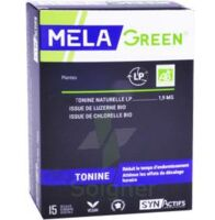 Synactifs Melagreen  Bio Gélules B/15
