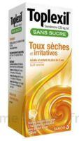 Toplexil 0,33 Mg/ml Sans Sucre Solution Buvable 150ml à SAINT-PRYVÉ-SAINT-MESMIN