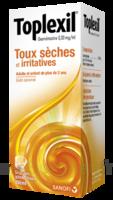 Toplexil 0,33 Mg/ml, Sirop 150ml à SAINT-PRYVÉ-SAINT-MESMIN