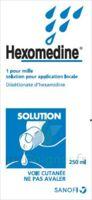 Hexomedine 1 Pour Mille S Appl Loc Fl/250ml à SAINT-PRYVÉ-SAINT-MESMIN