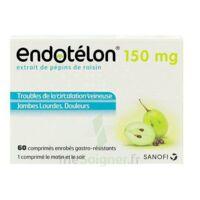 Endotelon 150 Mg, Comprimé Enrobé Gastro-résistant à SAINT-PRYVÉ-SAINT-MESMIN