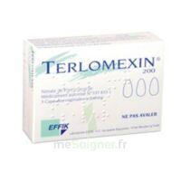 Terlomexin 200 Mg, Capsule Molle Vaginale à SAINT-PRYVÉ-SAINT-MESMIN