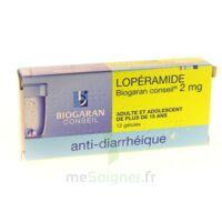 Loperamide Biogaran Conseil 2 Mg, Gélule à SAINT-PRYVÉ-SAINT-MESMIN