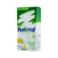 Fluvermal 2 % Susp Buv Fl/30ml à SAINT-PRYVÉ-SAINT-MESMIN