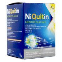 Niquitin 4 Mg Gom à Mâcher Médic Menthe Glaciale Sans Sucre Plq Pvc/pvdc/alu/100 à SAINT-PRYVÉ-SAINT-MESMIN