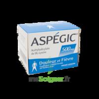 Aspegic 500 Mg, Poudre Pour Solution Buvable En Sachet-dose 20 à SAINT-PRYVÉ-SAINT-MESMIN
