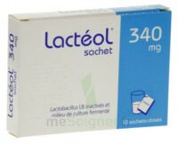 Lacteol 340 Mg, Poudre Pour Suspension Buvable En Sachet-dose à SAINT-PRYVÉ-SAINT-MESMIN