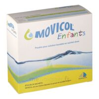 Movicol Enfants, Poudre Pour Solution Buvable En Sachet-dose à SAINT-PRYVÉ-SAINT-MESMIN