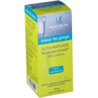 Alfa-amylase Biogaran Conseil 200 U.ceip/ml, Sirop à SAINT-PRYVÉ-SAINT-MESMIN
