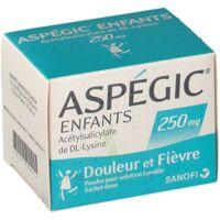 Aspegic Enfants 250, Poudre Pour Solution Buvable En Sachet-dose à SAINT-PRYVÉ-SAINT-MESMIN