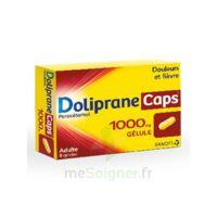 Dolipranecaps 1000 Mg Gélules Plq/8 à SAINT-PRYVÉ-SAINT-MESMIN