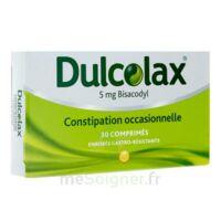 Dulcolax 5 Mg Comprimés Enrobés Gastro-résistants Plq/30 à SAINT-PRYVÉ-SAINT-MESMIN