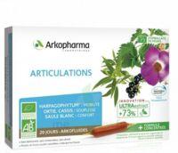 Arkofluide Bio Ultraextract Solution Buvable Articulations 20 Ampoules/10ml à SAINT-PRYVÉ-SAINT-MESMIN