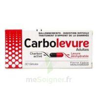 Carbolevure Gélules Adulte Plq/30 à SAINT-PRYVÉ-SAINT-MESMIN