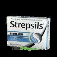 Strepsils Lidocaïne Pastilles Plq/24 à SAINT-PRYVÉ-SAINT-MESMIN