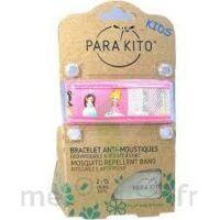 Para'kito Kids Bracelet Répulsif Anti-moustique Princess à SAINT-PRYVÉ-SAINT-MESMIN