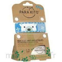 Para'kito Kids Bracelet Répulsif Anti-moustique Polar Bear à SAINT-PRYVÉ-SAINT-MESMIN