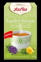 Yogi Tea Equilibre Basique 17 Sachets à SAINT-PRYVÉ-SAINT-MESMIN