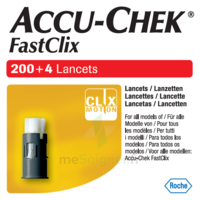 Accu-chek Fastclix Lancettes B/204 à SAINT-PRYVÉ-SAINT-MESMIN