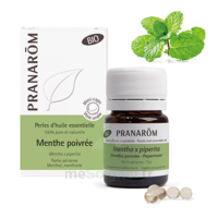 Pranarom Perle Bio Menthe Poivrée B/60 à SAINT-PRYVÉ-SAINT-MESMIN