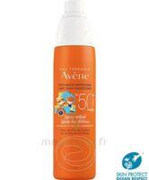 Avène Eau Thermale Solaire Spray Enfant 50+ 200ml à SAINT-PRYVÉ-SAINT-MESMIN