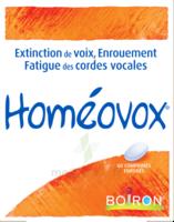 Boiron Homéovox Comprimés à SAINT-PRYVÉ-SAINT-MESMIN