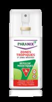 Paranix Moustiques Spray Zones Tropicales Fl/90ml à SAINT-PRYVÉ-SAINT-MESMIN