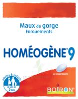 Boiron Homéogène 9 Comprimés à SAINT-PRYVÉ-SAINT-MESMIN