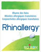 Boiron Rhinallergy Comprimés B/40