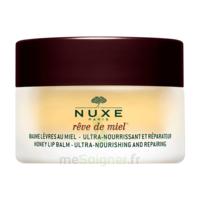Nuxe Baume Lèvres Ultra-nourrissant Rêve De Miel®15g à SAINT-PRYVÉ-SAINT-MESMIN