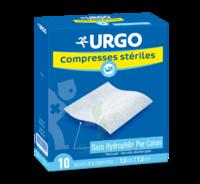 Urgo Compresse Stérile 10x10cm 10 Sachets/2 à SAINT-PRYVÉ-SAINT-MESMIN