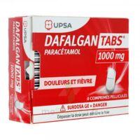 Dafalgantabs 1 G Cpr Pell Plq/8 à SAINT-PRYVÉ-SAINT-MESMIN