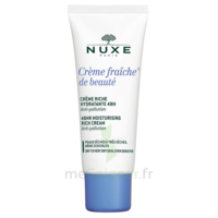 Crème Fraiche® De Beauté - Crème Riche Hydratante 48h Et Anti-pollution30ml à SAINT-PRYVÉ-SAINT-MESMIN