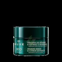 Nuxe Bio Masque Détoxifiant Eclat 50ml à SAINT-PRYVÉ-SAINT-MESMIN