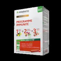Arkofluide Bio Ultraextract Coffret Programme Immunité 3x10 Ampoules/10ml à SAINT-PRYVÉ-SAINT-MESMIN